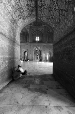 -- Fatehpur Sikri, India